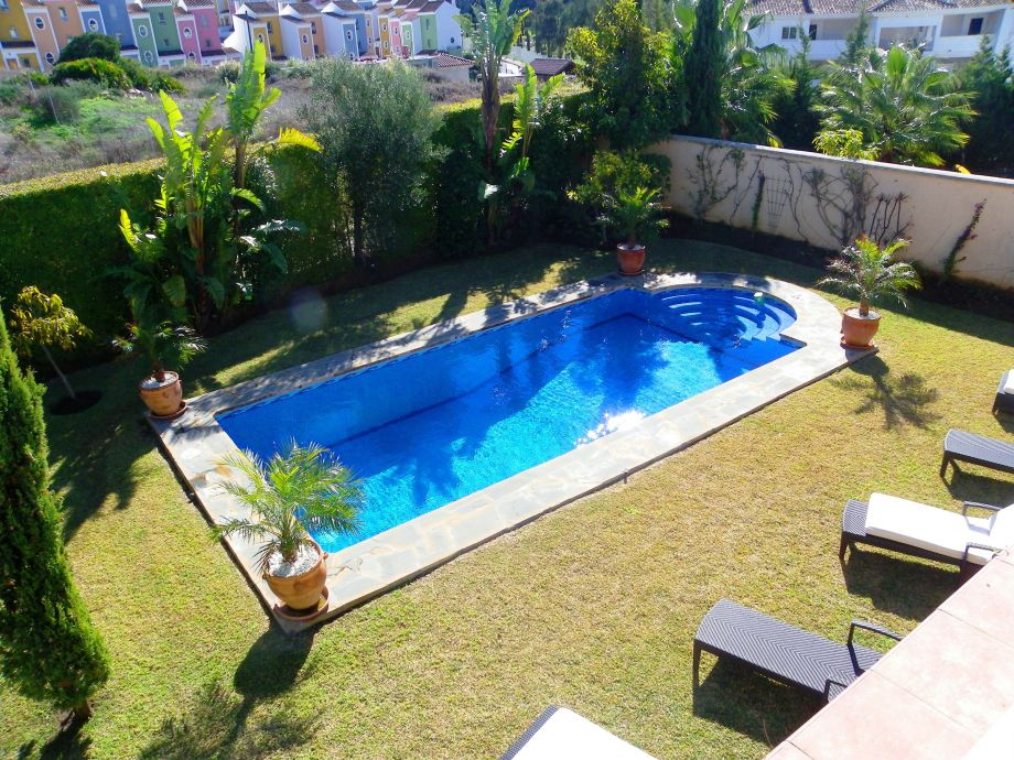 VILLA MAJESTIC, west Costa del Sol, Bahia de Casares - Firma CASARES ...