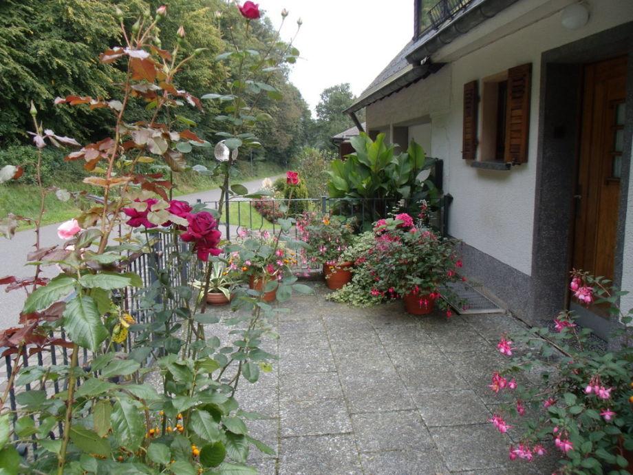 """Ferienhaus """"Eifelidyll"""", Eingangsbereich"""