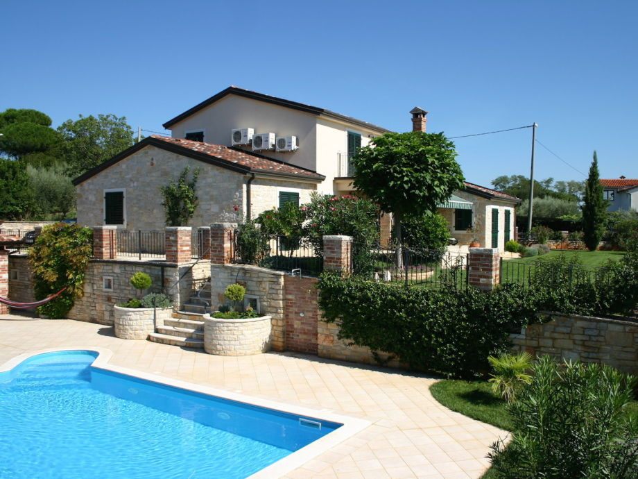 Außenaufnahme Villa Milena