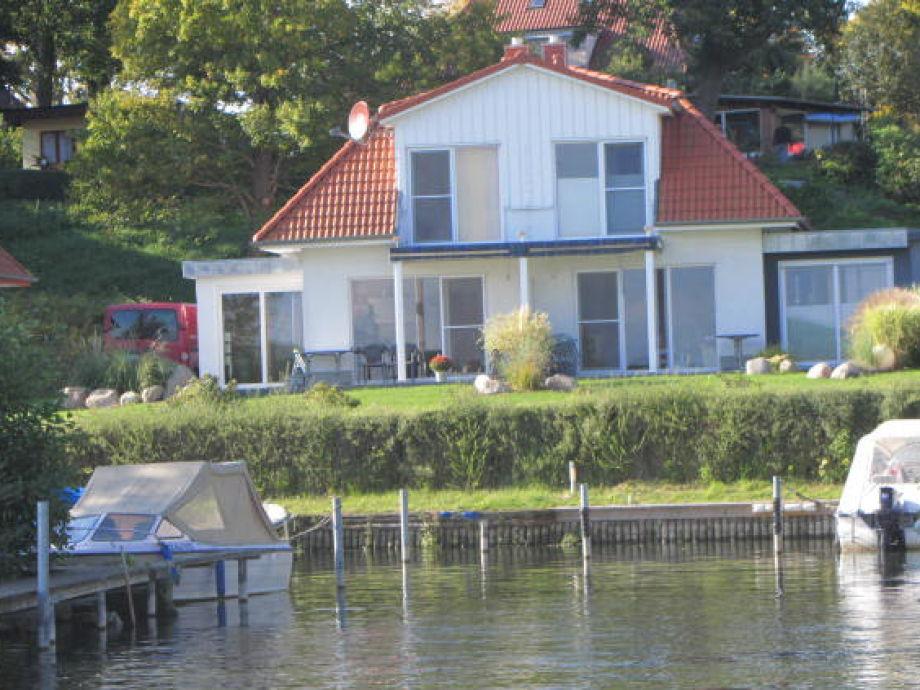 Fischerhus mit Boot,Sauna und Kamin