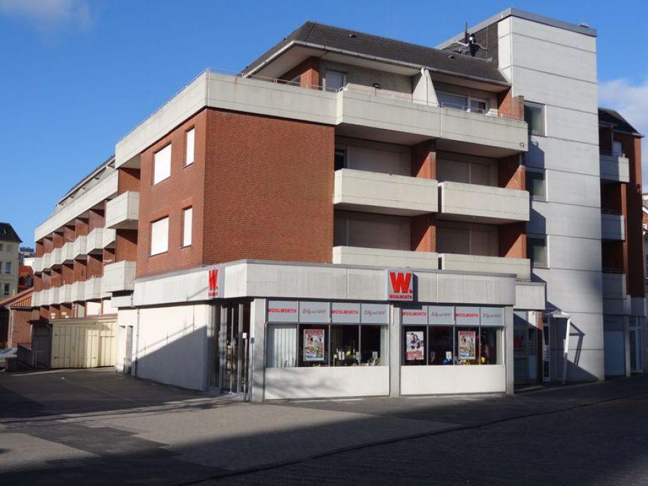 Wohnanlage Strandstraße