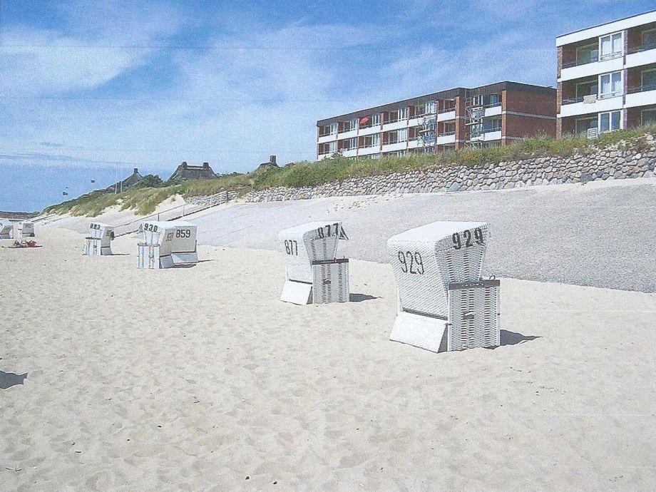 Noch näher am Strand geht nicht!