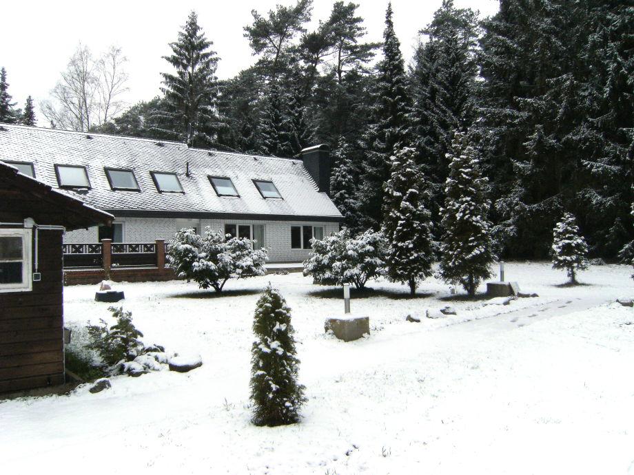Mardorfer Oase im Schnee