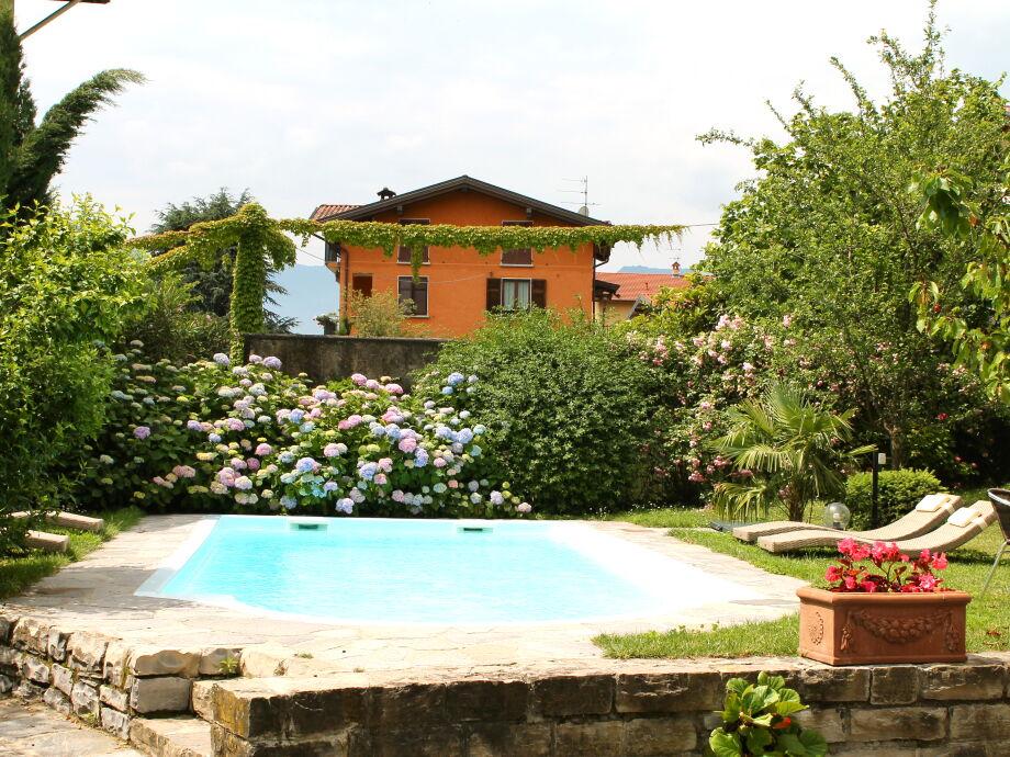 Außenaufnahme Appartamento Claudia im Casa Fiorentina