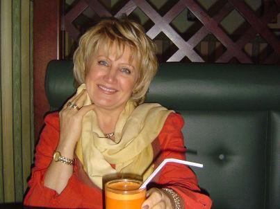Your host Vera Arizmendi