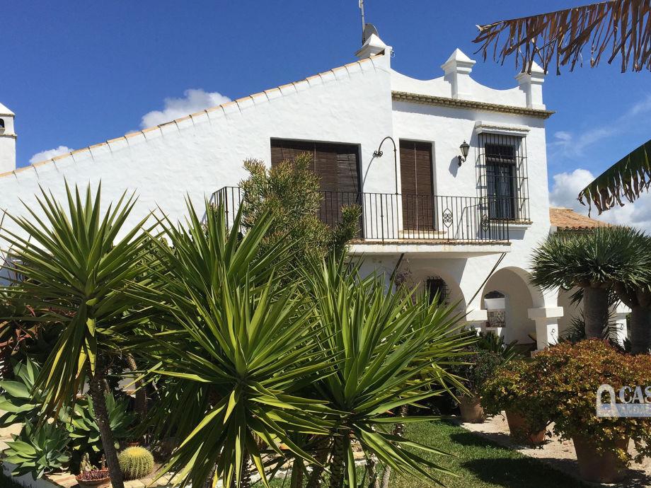 Luxus-Strandvilla in El Palmar