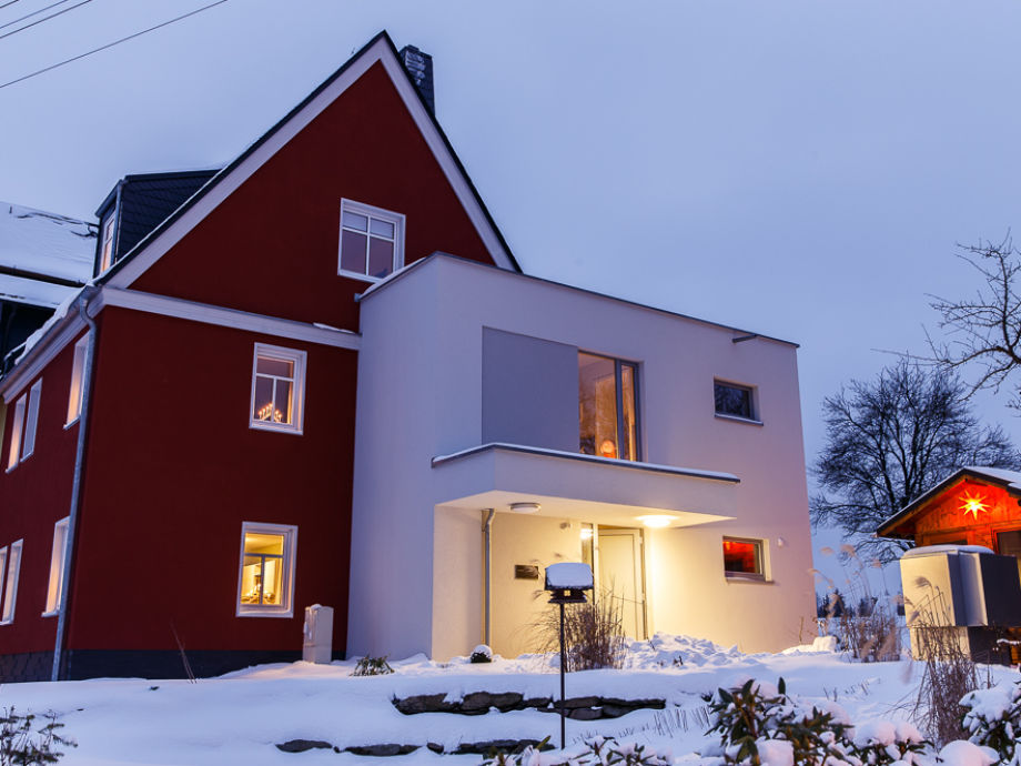 Unser Gästehaus Bergwiese :-)
