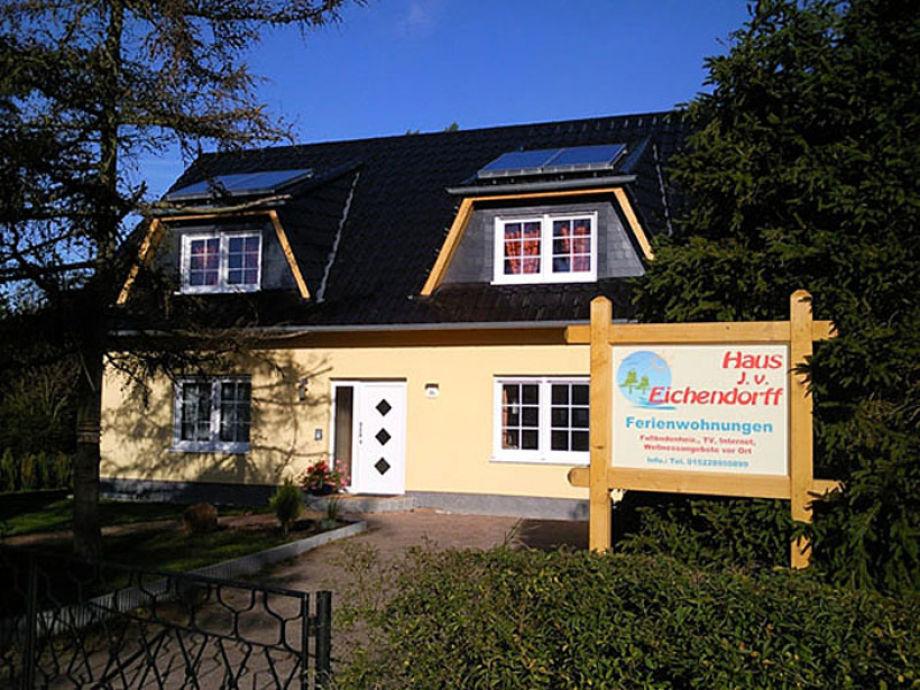 """Unser Haus """"J. v. Eichendorff"""""""