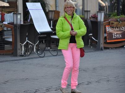 Ihr Gastgeber Agnes Gora