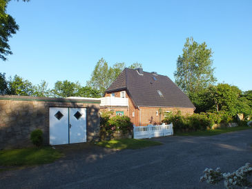 Holiday house Rotes Landhaus