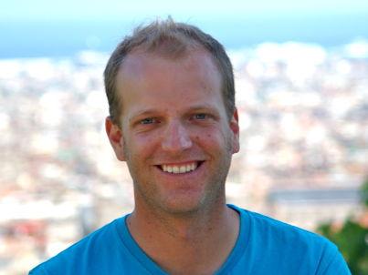 Ihr Gastgeber Dario Perren