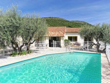 Holiday house Provenzalisches Ferienhaus mit Pool