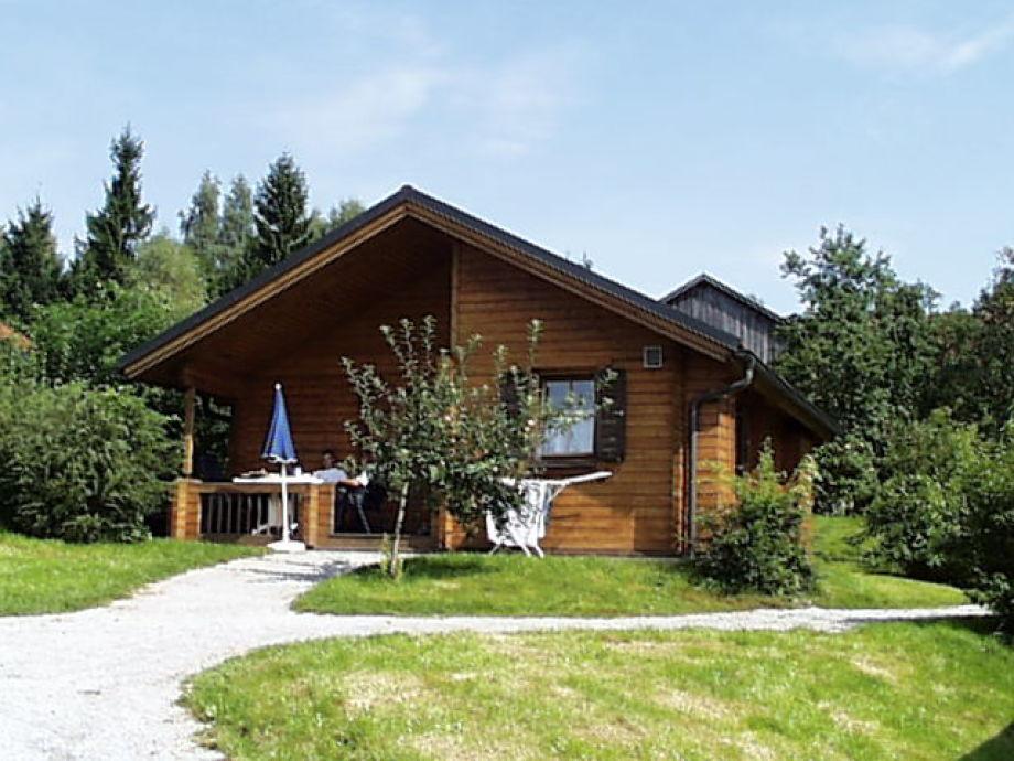Ferienhaus Typ B, Feriendorf Viechtach Jägerpark, Bayerischer Wald ...
