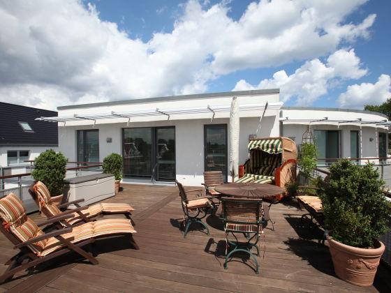 ferienwohnung penthouse 22 l becker bucht timmendorfer. Black Bedroom Furniture Sets. Home Design Ideas