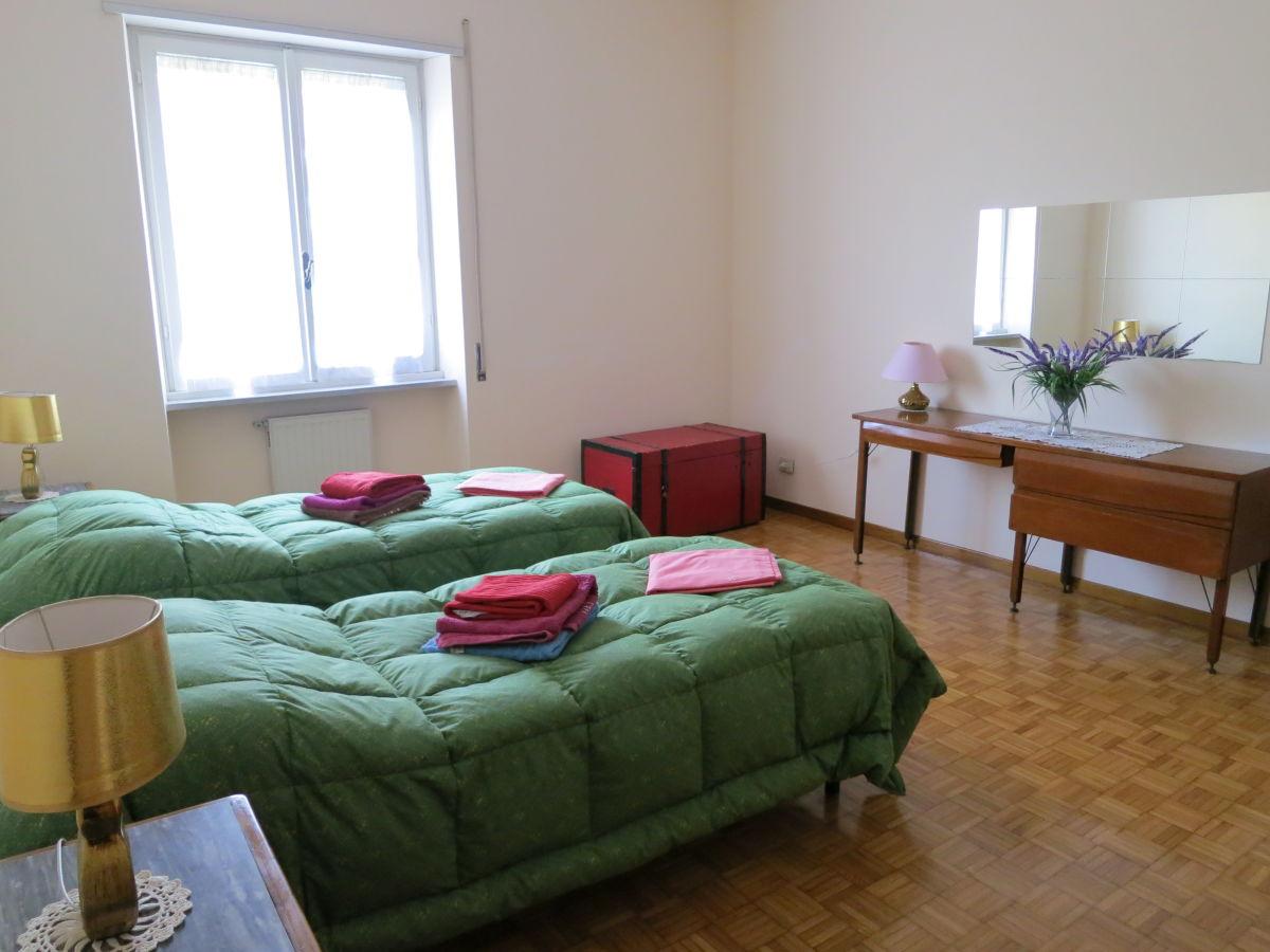 Ferienwohnung monteverde rom zentrum firma casa club - Schlafzimmer rom ...