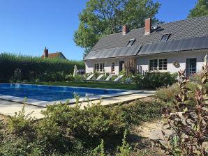 Ferienhaus Ferienwohnung Ost im Haus Mechelsdorf