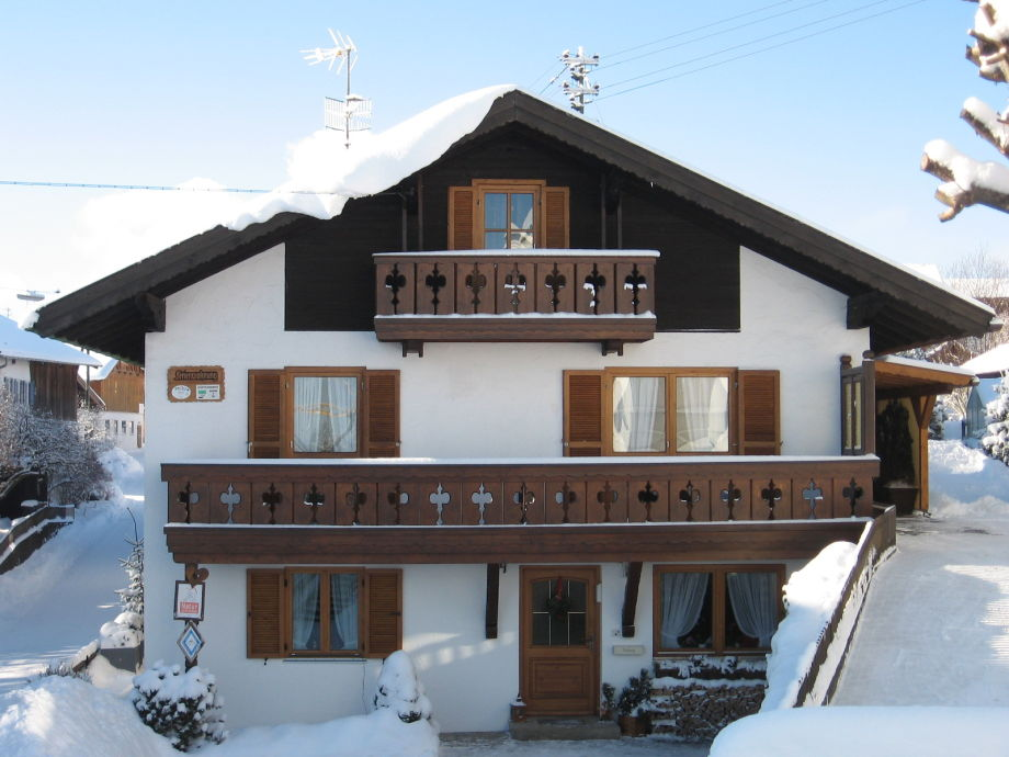 *** Haus Sailer im Winter