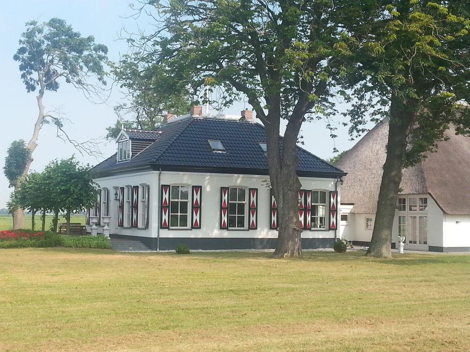Bauernhof in Friesland für 10 Personen