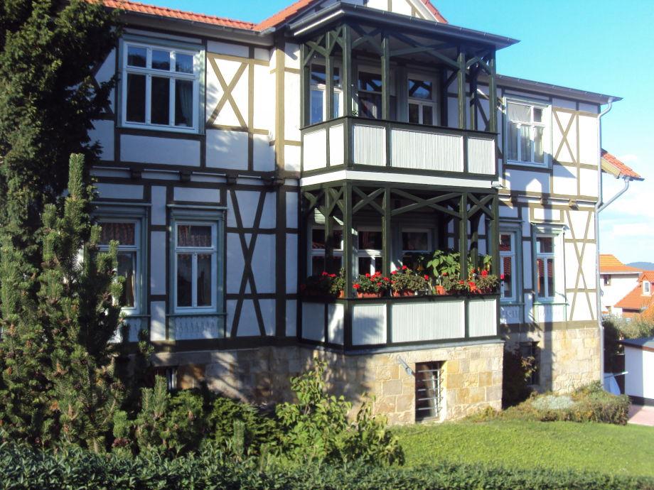 Außenansicht Ferienwohnung Berthold