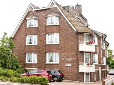 Apartment Ferienhaus Wattenblick 2-Raum