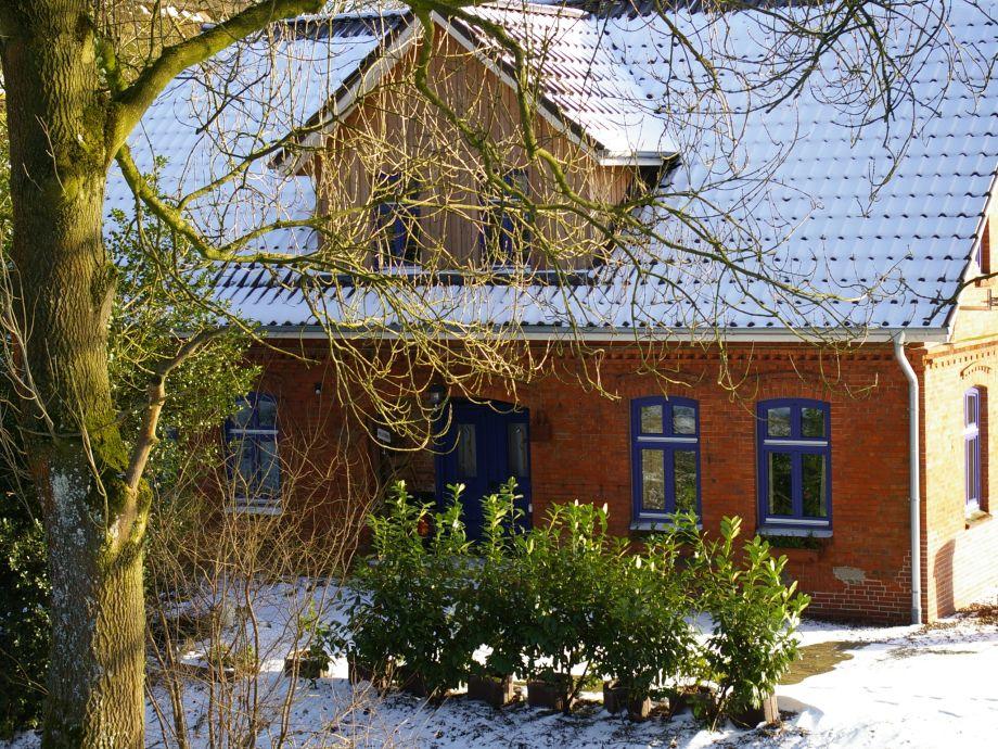 Die Engelsfarm im Winter