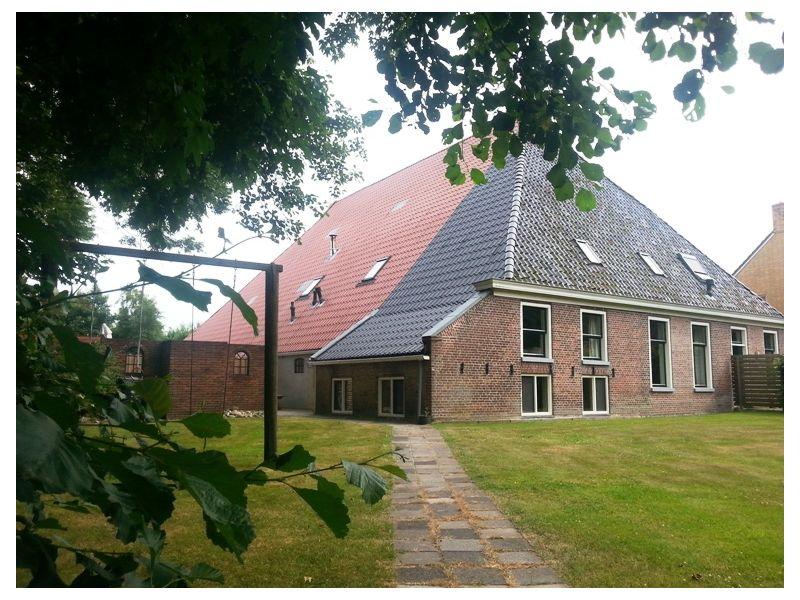 Ferienhaus für Gruppen in Gaasterland