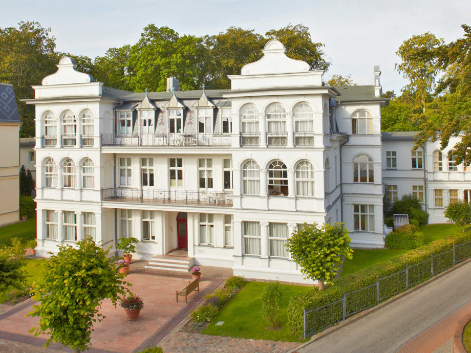 Außenaufnahme Greifswald Villa Astrid