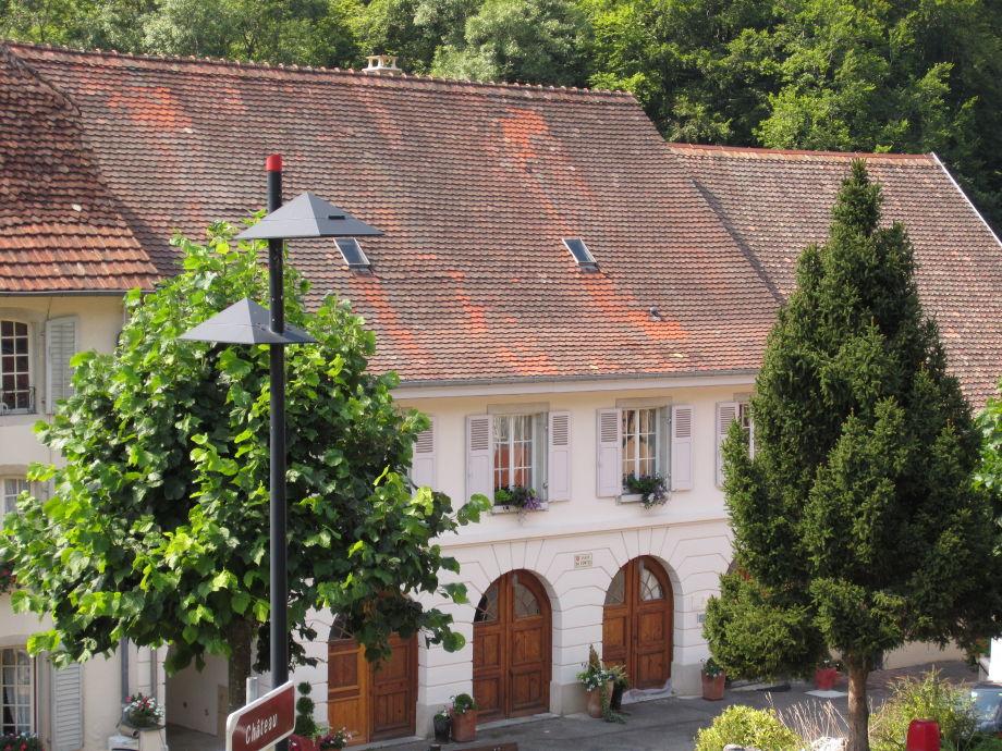 Gite**** de charme Fontaine Sud Alsace-