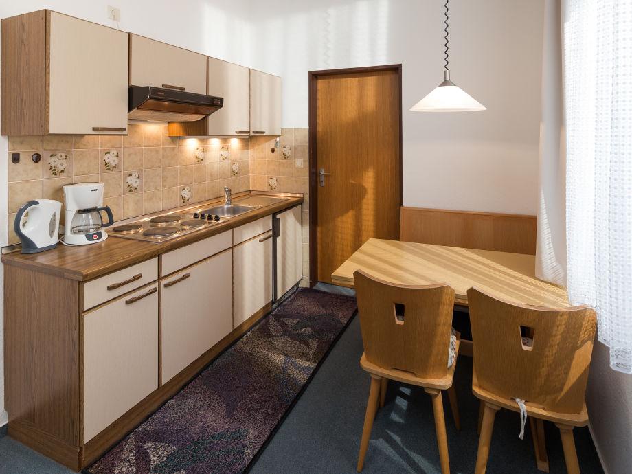 Ausstattung Haus Kluin Wohnung 3