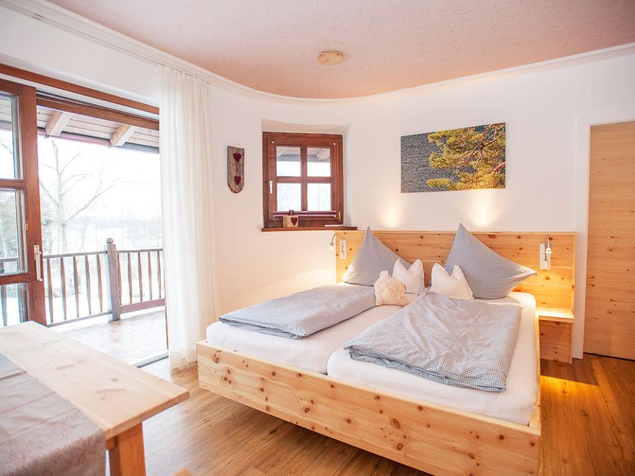 Apartment Zirben Stubn` - Urlaub am Staffelsee