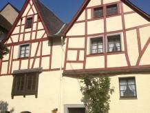 Ferienhaus Fachwerkhaus Bergmeister
