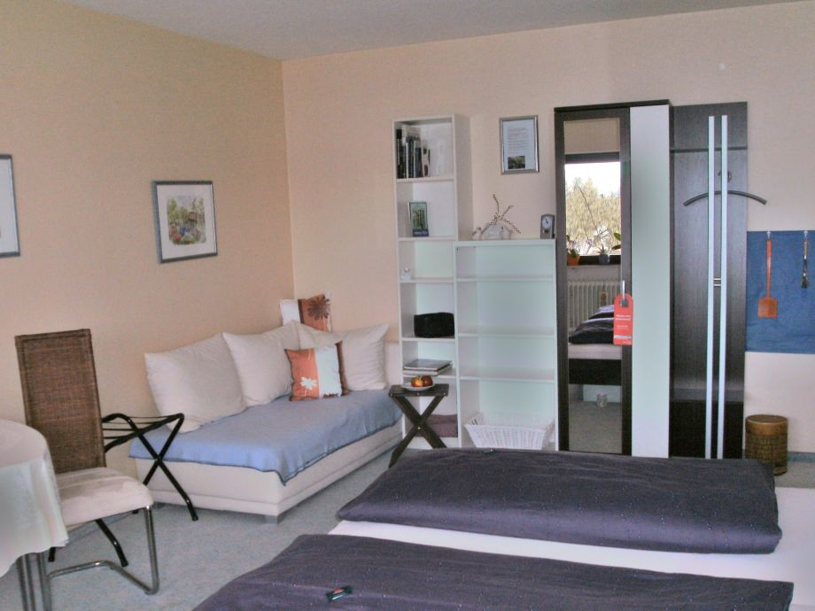Doppelzimmer mit Balkon 1. OG