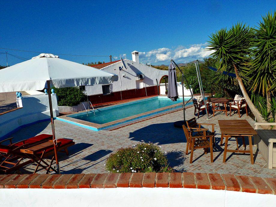 Poolbereich zum relaxen