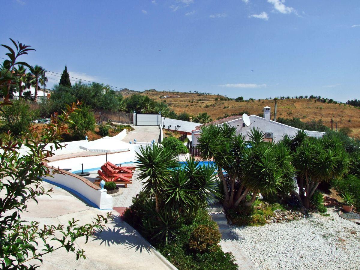 Ferienhaus sammys finca spanien andalusien costa del sol malaga frau nicole kolodzik - Formentera ferienhaus mit pool ...