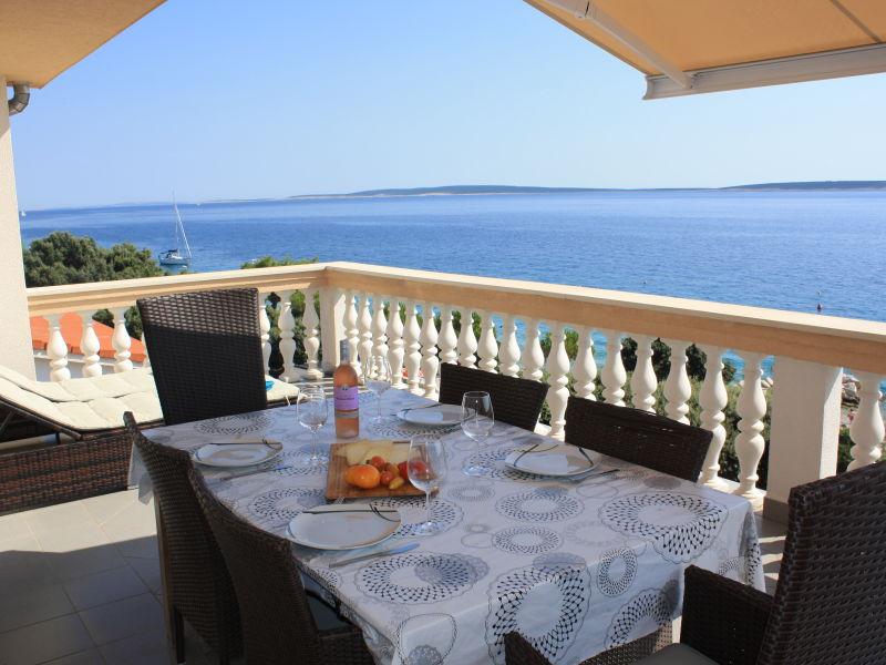 Ferienwohnung Apartments Iris 4 + 2