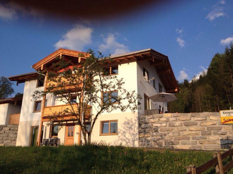 Untere Etage Ferienwohnung und Terrasse