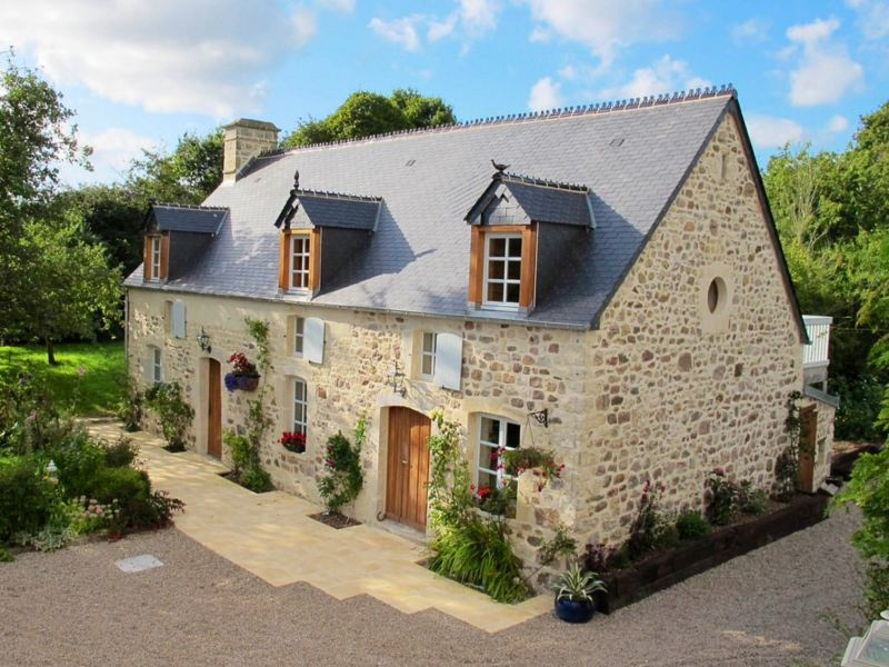 Holiday cottage La Douve