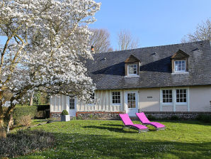 Holiday cottage la Grange des Colombages