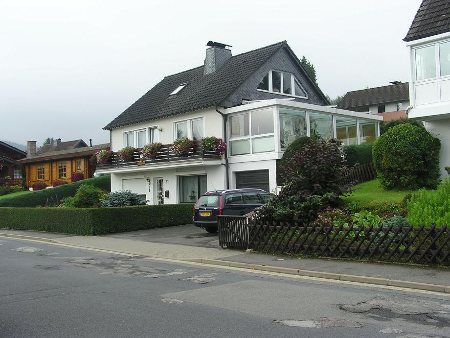 Unser Haus mitten im Oberharz