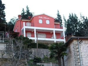 Holiday apartment in the Villa Silvana