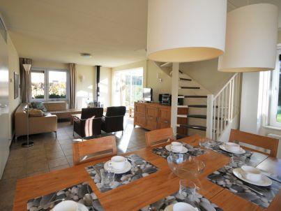 Luxury holiday house in Zeeland