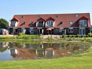 Ferienwohnung mit Teichblick in Büsum