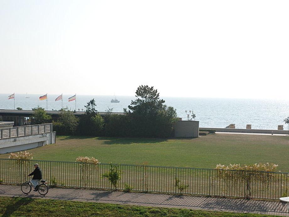 Schöner Ostseeblick vom Süd-Balkon