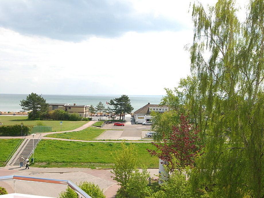 Sehr schöner Ostseeblick