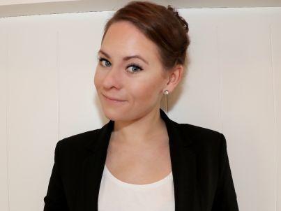 Your host Heike Woynowski