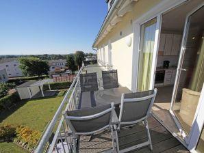 Ferienwohnung 09 mit Balkon im Haus Möwe II