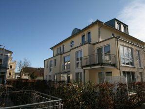 Ferienwohnung 10 mit Balkon im Haus Möwe II