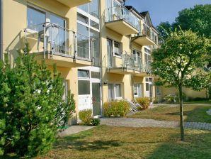 Ferienwohnung 16 in der Appartementanlage Eldena