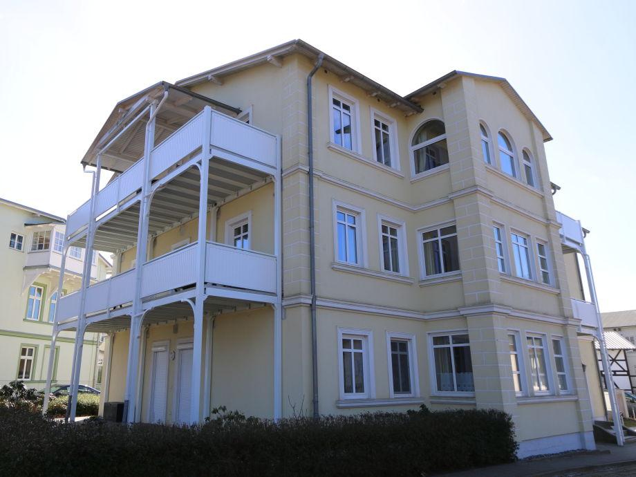 Außenaufnahme 06 in der Villa Strandmuschel