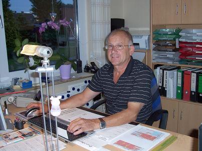 Ihr Gastgeber Hartmut Uhlmann